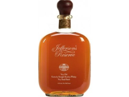 Jefferson's Reserve Bourbon 45,1%, whisky 0,7L