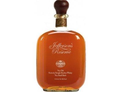 Jefferson's Reserve Bourbon 45,1%, whisky 0,7L