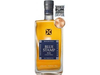 Blue Stamp 42%, rum 0,7L