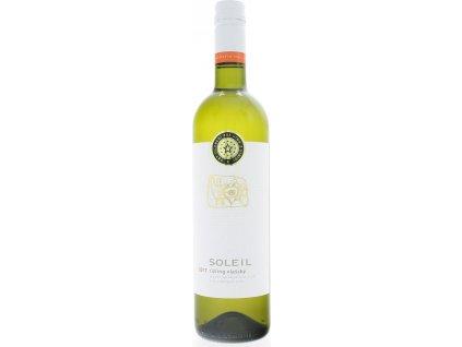 Vinidi Soleil Rizling vlašský, Nitrianska oblasť, r2017, akostné víno, biele, suché 0,75L