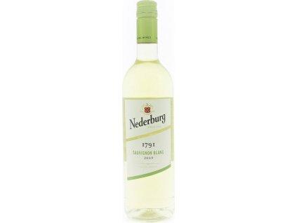Nederburg Foundation Sauvignon Blanc, Western Cape, r2019, víno, biele, suché, Screw cap 0,75L