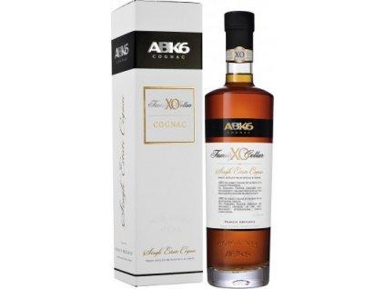 ABK6 Cognac XO Family Cellar 40%, koňak, darčekové balenie 0,7L