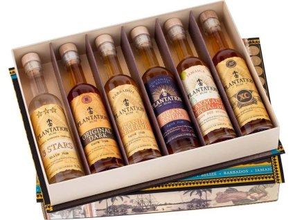 Plantation Experience Cigar Box 6 x 0,1l