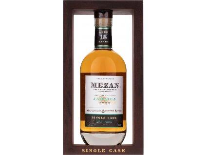 Mezan Jamaica 2000 Cask No. 001