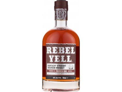 Rebel Yell French Barrel Special Finish