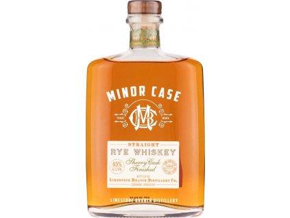 Minor Case Straight Rye 90 Proof
