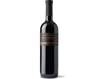 Fundus Regius Cabernet Sauvignon, Východoslovenská oblasť, r2013, víno s prívlastkom-bobuľový výber, červené, suché 0,75L