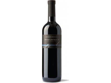 Fundus Regius Cabernet Sauvignon, Východoslovenská oblasť, r2015, víno s prívlastkom-výber z hrozna, červené, suché 0,75L