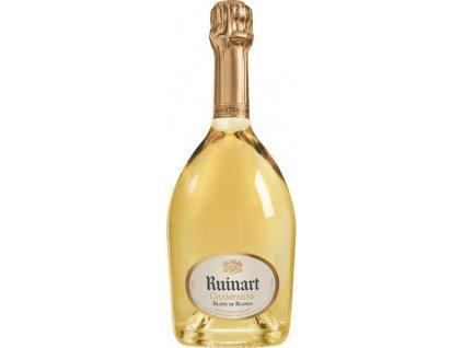 Ruinart Blanc de Blancs, Champagne, šampanské, biele, brut 0,75L