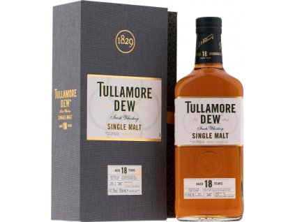 Tullamore Dew 18 Y.O.