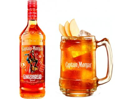 Captain Morgan Gingerbread