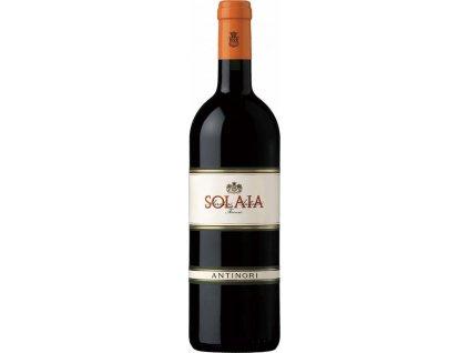 Solaia Solaia, IGT, Tuscany, r2016, víno, červené, suché 0,75L