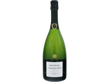 Champagne Bollinger La Grande Année Brut, AOC, Champagne, r2012, šampanské, biele, brut 0,75L