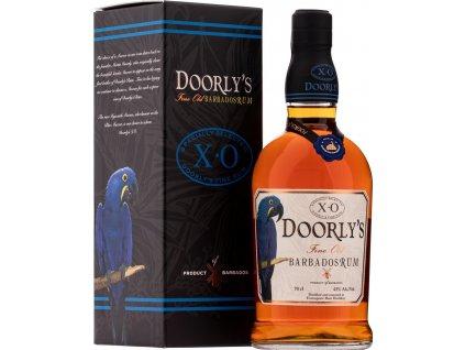 Doorly's XO v kartóniku