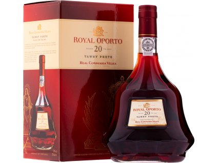 Royal Oporto 20 Y.O. Old Tawny Porto
