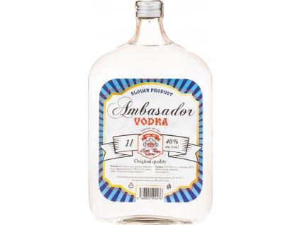 Ambasador Royal vodka