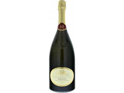 Santa Margherita Prosecco di Valdobbiadene 52 Extra Dry, DOCG, Veneto, r2017, šumivé víno, sekt, biele, extra dry 1,5L