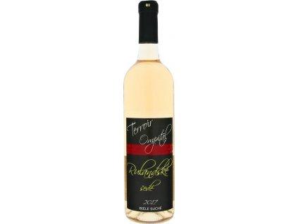 Vinhor Terroir Ompitál Rulandské šedé, Malokarpatská oblasť, r2017, víno s prívlastkom-výber z hrozna, biele, suché 0,75L