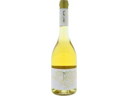 Tokaj Macík Winery TOKAJ CLASSIC Tokajské samorodné sladké, Tokaj, r2011, akostné víno, biele, sladké 0,5L