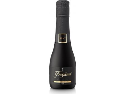 Freixenet Cordon Negro brut, Cava DO, šumivé víno, sekt, tradičná metóda, biele, suché 0,2L