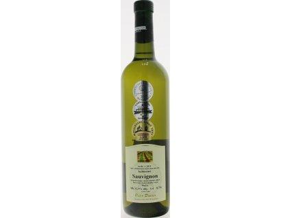 Peter Podola Sauvignon, Južnoslovenská oblasť, r2018, víno s prívlastkom-kabinet, biele, suché 0,75L