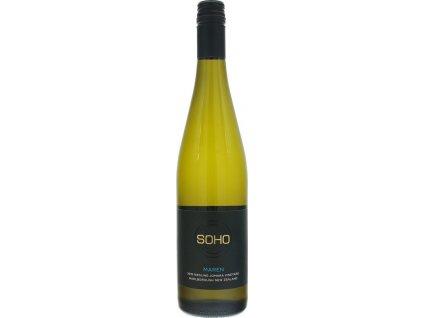 Soho Maren Riesling, Marlborough, r2019, víno, biele, polosuché, Screw cap 0,75L