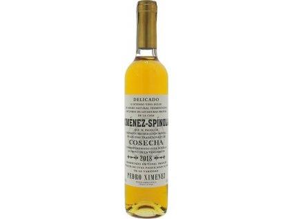 Ximénez-Spínola Cosecha, VDM, Španielsko, r2018, víno, biele, polosladké 0,5L