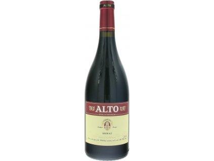 Alto Shiraz, Stellenbosch, r2016, víno, červené, suché 0,75L