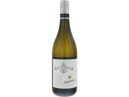Nederburg Heritage Heroes Anchorman, Paarl, r2018, víno, biele, suché, Screw cap 0,75L