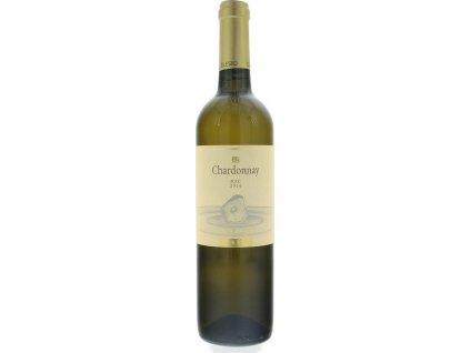 Elesko Chardonnay barrique, Malokarpatská oblasť, r2016, akostné víno, biele, suché 0,75L
