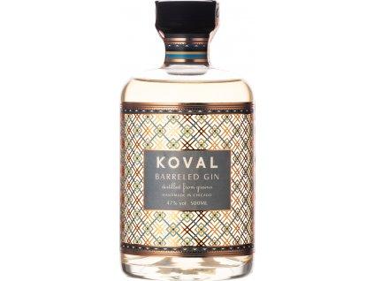 Koval Dry Gin 47%, gin 0,5L