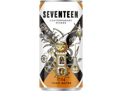 Seventeen 1724 Tonic Water Plechovka