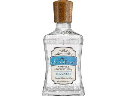 Tres Sombreros Tequila Blanco
