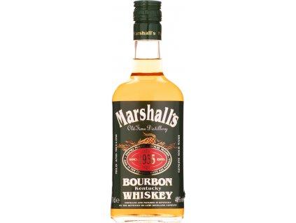 Marshalls Whisky