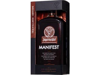 Jägermeister Manifest Traveller's Edition 1l