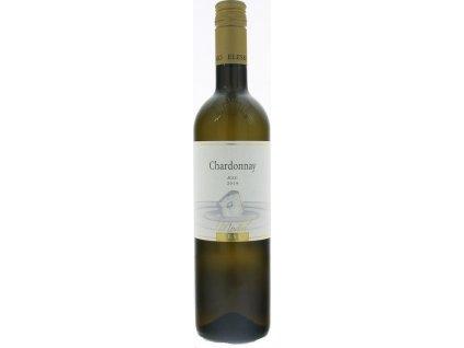 Elesko Chardonnay, Malokarpatská oblasť, r2019, akostné víno, biele, suché, Screw cap 0,75L