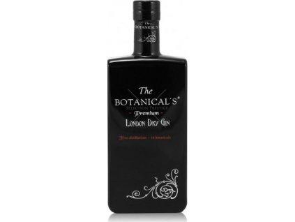 Botanical´s Premium London dry gin 42,5%, gin 0,7L