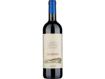 Tenuta San Guido Le Difese, IGT, Tuscany, r2018, víno, červené, suché 0,75L