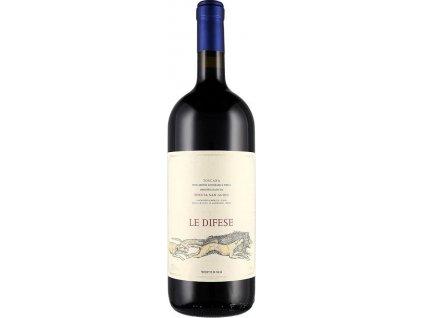 Tenuta San Guido Le Difese, IGT, Tuscany, r2018, víno, červené, suché 1,5L