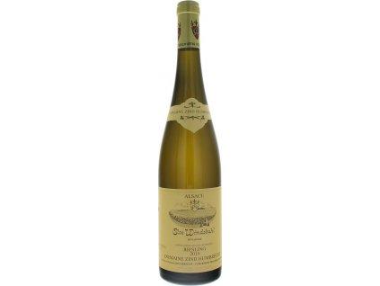 Zind Humbrecht Riesling Clos Windsbuhl, AOC, Alsace, r2018, víno, biele, polosuché, BIO 0,75L
