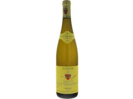 Zind Humbrecht Muscat Turckheim BIO, AOC, Alsace, r2018, víno, biele, suché, BIO 0,75L