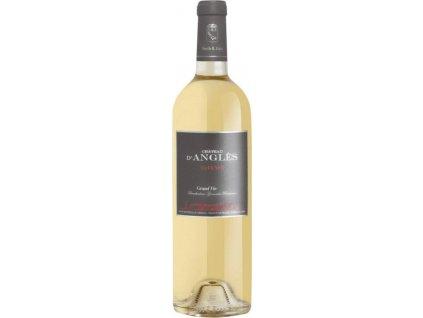 Château d'Angles Grand Vin Blanc La Clape, AOC, Languedoc-Roussillon, r2016, víno, biele, suché 0,75L