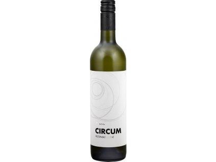 Nichta Circum Veltlínske zelené, Nitrianska oblasť, r2019, akostné víno, biele, suché, Screw cap 0,75L
