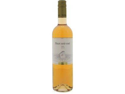 Elesko Pinot Noir rosé, Malokarpatská oblasť, r2019, akostné víno, ružové, suché, Screw cap 0,75L