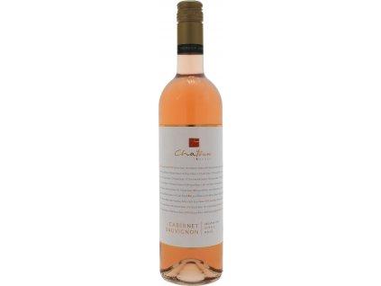 Château Modra Horeca Cabernet Sauvignon, Južnoslovenská oblasť, r2019, akostné víno, ružové, polosladké, Screw cap 0,75L