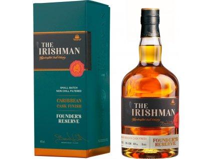 The Irishman Founder's Reserve Caribbean Cask Finish