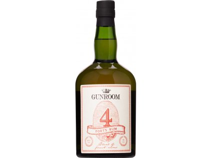 Gunroom 4 Ports Rum