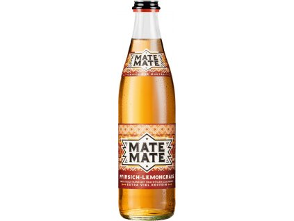 Thomas Henry Mate Mate Pfirsich - Lemongrass