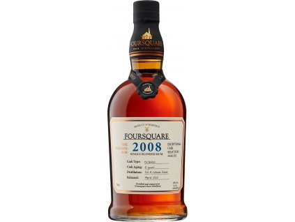 Foursquare 2008 Cask Strength