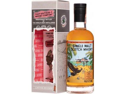 That Boutique-y Whisky Company Arran 22 Y.O.